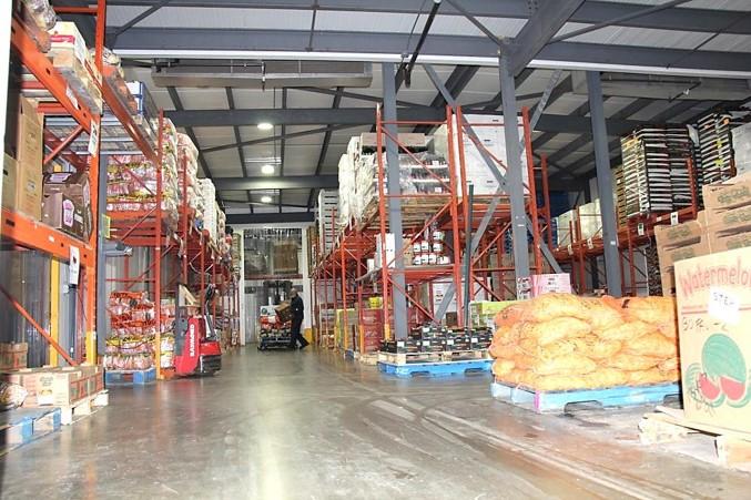 Entrepôt Distribution Bo-Fruits